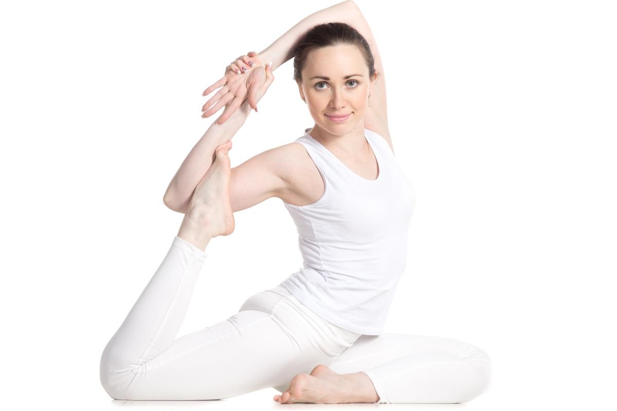flexibility in yoga